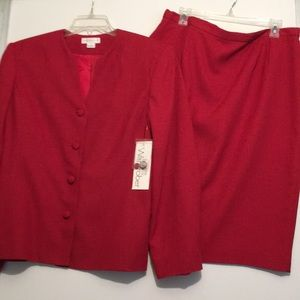 Worthington, women's size 18 two-piece suit NWT